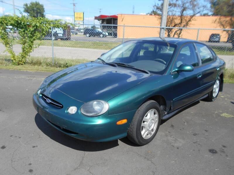 1999 Ford Taurus for sale at MT MORRIS AUTO SALES INC in Mount Morris MI