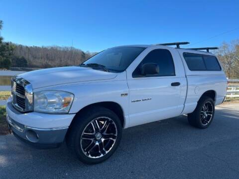 2007 Dodge Ram Pickup 1500 for sale at Cross Automotive in Carrollton GA