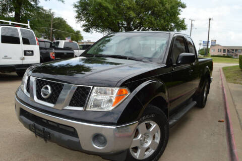 2006 Nissan Frontier for sale at E-Auto Groups in Dallas TX