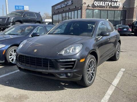 2015 Porsche Macan for sale at SOUTHFIELD QUALITY CARS in Detroit MI