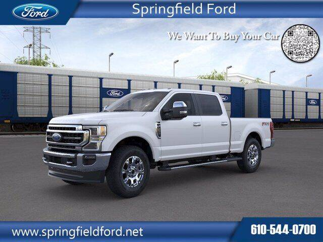 2022 Ford F-250 Super Duty for sale in Springfield, PA