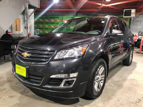 2016 Chevrolet Traverse for sale at Champs Auto Sales in Detroit MI