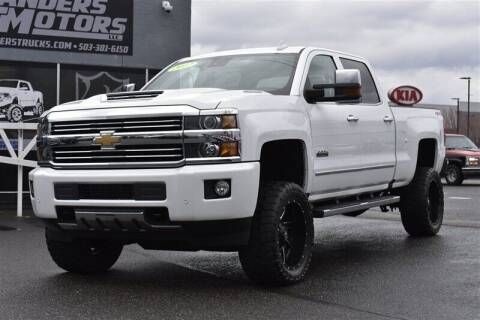 2017 Chevrolet Silverado 3500HD for sale at Landers Motors in Gresham OR
