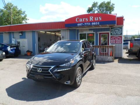 2017 Lexus NX 200t for sale at Cars R Us in Binghamton NY