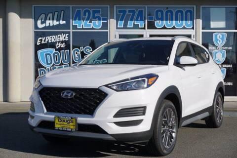 2021 Hyundai Tucson for sale at Jeremy Sells Hyundai in Edmunds WA