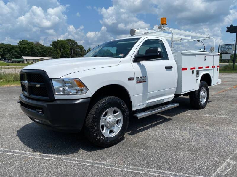 2014 RAM Ram Chassis 3500 for sale at Heavy Metal Automotive LLC in Anniston AL