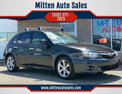 2011 Subaru Impreza for sale at Mitten Auto Sales in Holland MI