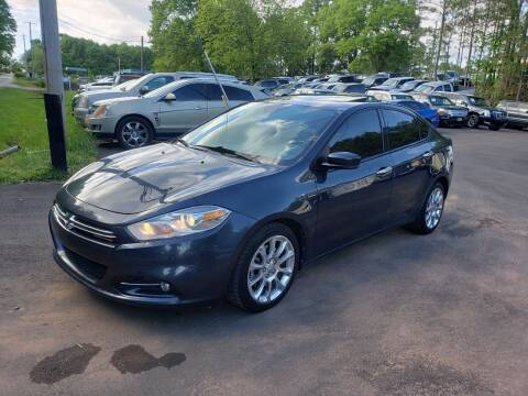 2013 Dodge Dart for sale at GA Auto IMPORTS  LLC in Buford GA