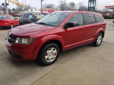 2010 Dodge Journey for sale at Madison Motor Sales in Madison Heights MI