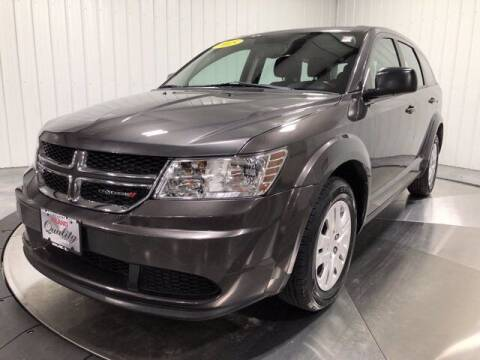 2015 Dodge Journey for sale at HILAND TOYOTA in Moline IL