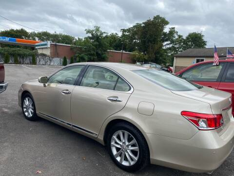 2012 Lexus ES 350 for sale at Primary Motors Inc in Commack NY