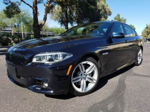 2015 BMW 5 Series for sale at Arizona Auto Resource in Tempe AZ