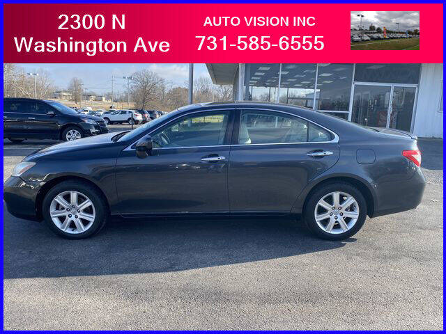2007 Lexus ES 350 for sale at Auto Vision Inc. in Brownsville TN