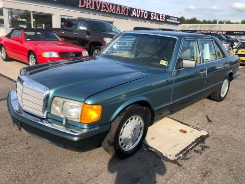 1989 Mercedes-Benz 420-Class for sale at DriveSmart Auto Sales in West Chester OH