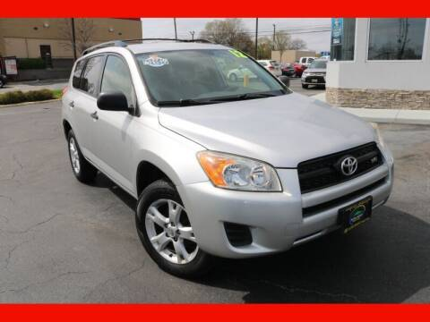2012 Toyota RAV4 for sale at AUTO POINT USED CARS in Rosedale MD