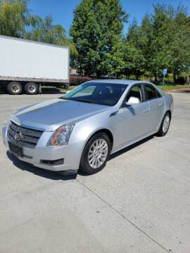 2010 Cadillac CTS for sale at RICKIES AUTO, LLC. in Portland OR