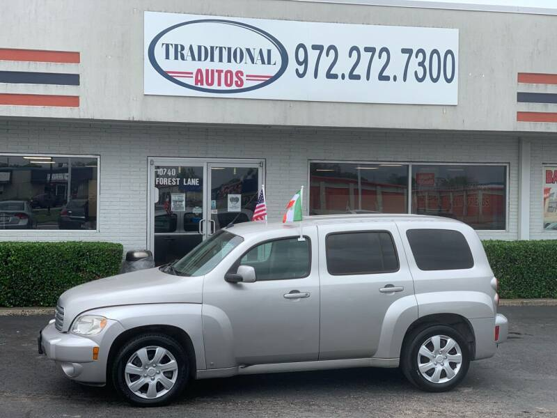 2008 Chevrolet HHR for sale at Traditional Autos in Dallas TX