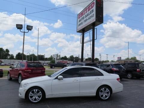 2010 Mercedes-Benz C-Class for sale at United Auto Sales in Oklahoma City OK