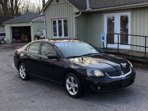2007 Mitsubishi Galant for sale at Sharpin Motor Sales in Columbus OH