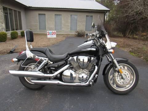 2007 Honda VTX for sale at Blue Ridge Riders in Granite Falls NC
