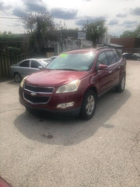 2009 Chevrolet Traverse for sale at Z & A Auto Sales in Philadelphia PA