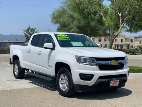 2018 Chevrolet Colorado for sale at Esquivel Auto Depot in Rialto CA