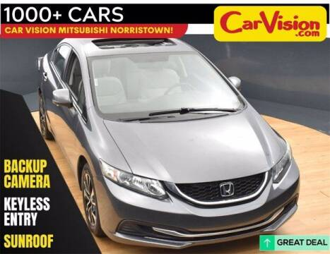 2013 Honda Civic for sale at Car Vision Buying Center in Norristown PA