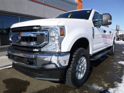 2020 Ford F-250 Super Duty for sale at Torgerson Auto Center in Bismarck ND