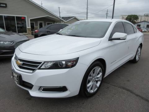 2017 Chevrolet Impala for sale at Dam Auto Sales in Sioux City IA