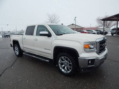 2014 GMC Sierra 1500 for sale at West Motor Company - West Motor Ford in Preston ID