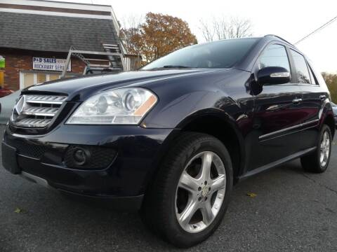 2008 Mercedes-Benz M-Class for sale at P&D Sales in Rockaway NJ