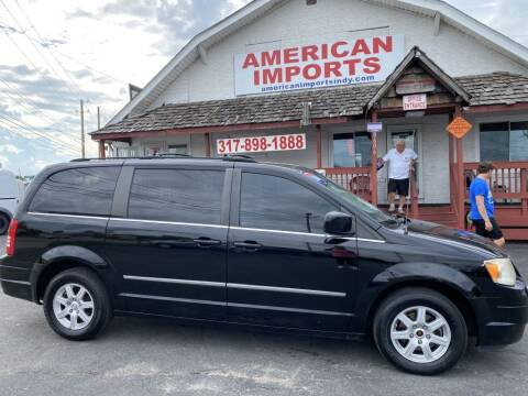 2010 Chrysler Town and Country for sale at American Imports INC in Indianapolis IN