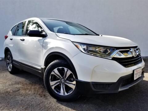 2017 Honda CR-V for sale at Planet Cars in Berkeley CA