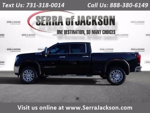 2020 GMC Sierra 2500HD for sale at Serra Of Jackson in Jackson TN