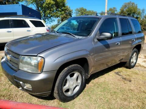 2006 Chevrolet TrailBlazer for sale at QUICK SALE AUTO in Mineola TX