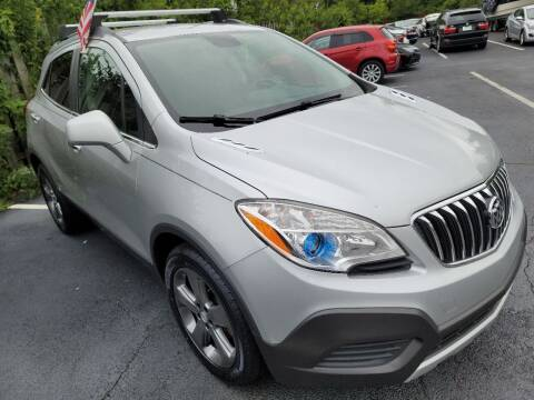 2013 Buick Encore for sale at Shaddai Auto Sales in Whitehall OH