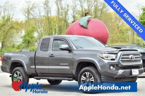2016 Toyota Tacoma for sale at APPLE HONDA in Riverhead NY