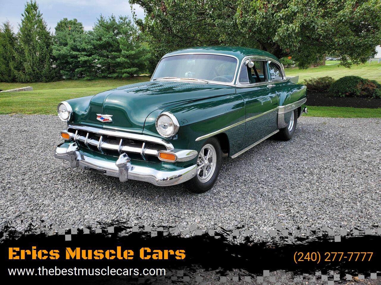 1954 Chevrolet PRO STREET Bel Air