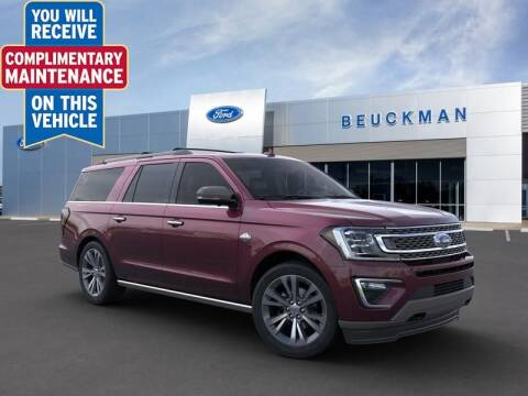 2020 Ford Expedition MAX for sale at Ford Trucks in Ellisville MO