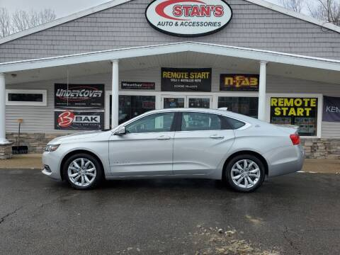 2019 Chevrolet Impala for sale at Stans Auto Sales in Wayland MI