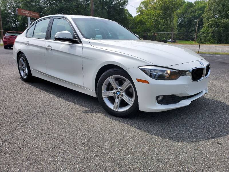 2013 BMW 3 Series for sale at Brown's Used Auto in Belmont NC