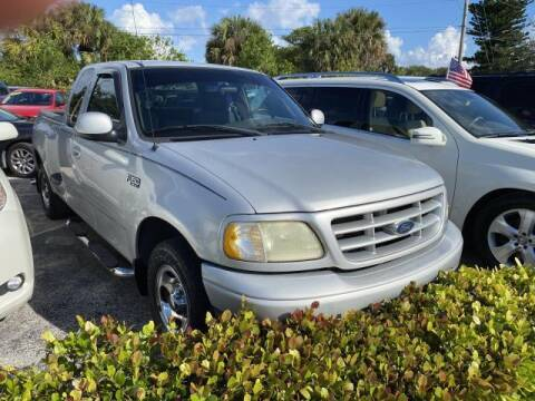 2003 Ford F-150 for sale at Mike Auto Sales in West Palm Beach FL