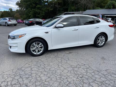 2016 Kia Optima for sale at Adairsville Auto Mart in Plainville GA