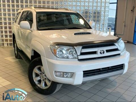 2005 Toyota 4Runner for sale at iAuto in Cincinnati OH