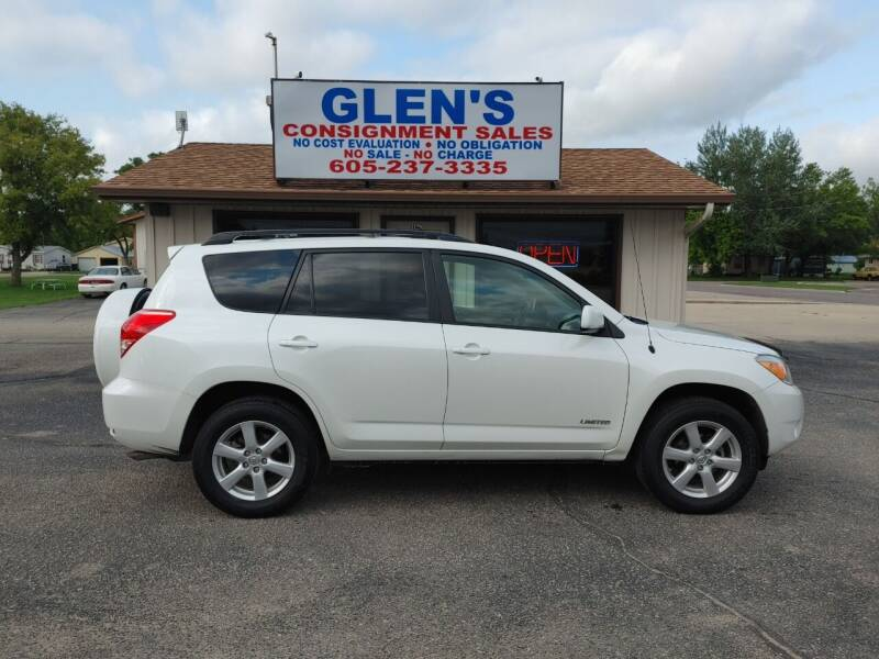 2008 Toyota RAV4 for sale at Glen's Auto Sales in Watertown SD