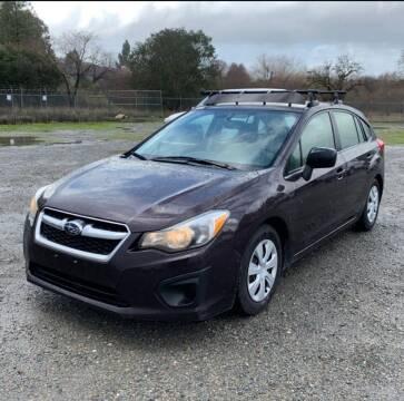 2012 Subaru Impreza for sale at Legend Auto Sales Inc in Lemon Grove CA
