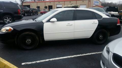 2007 Chevrolet Impala for sale at AFFORDABLE DISCOUNT AUTO in Humboldt TN