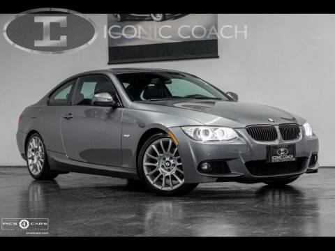 2012 BMW 3 Series for sale at Iconic Coach in San Diego CA