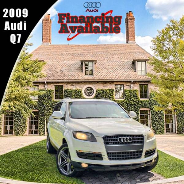 2009 Audi Q7 for sale at Citywide Auto Group LLC in Pompano Beach FL