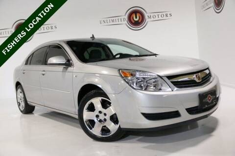 2008 Saturn Aura for sale at Unlimited Motors in Fishers IN